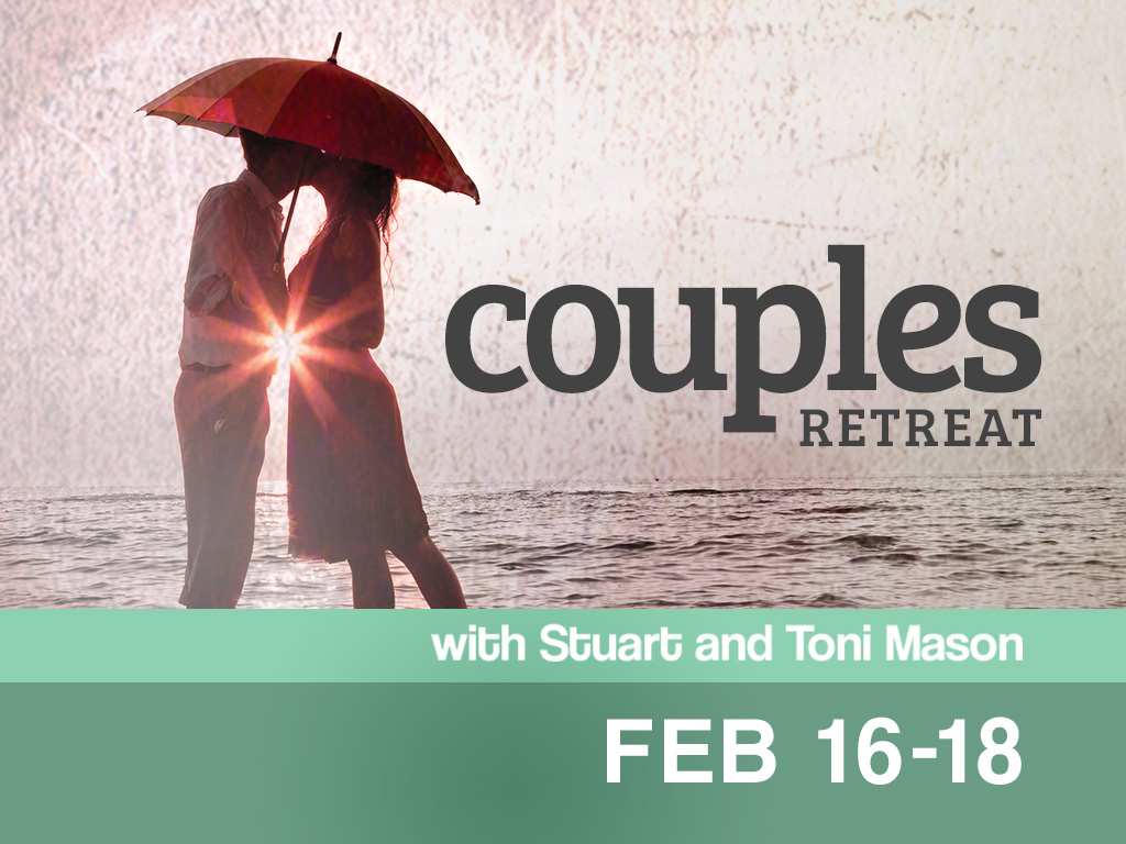 Couples retreat event