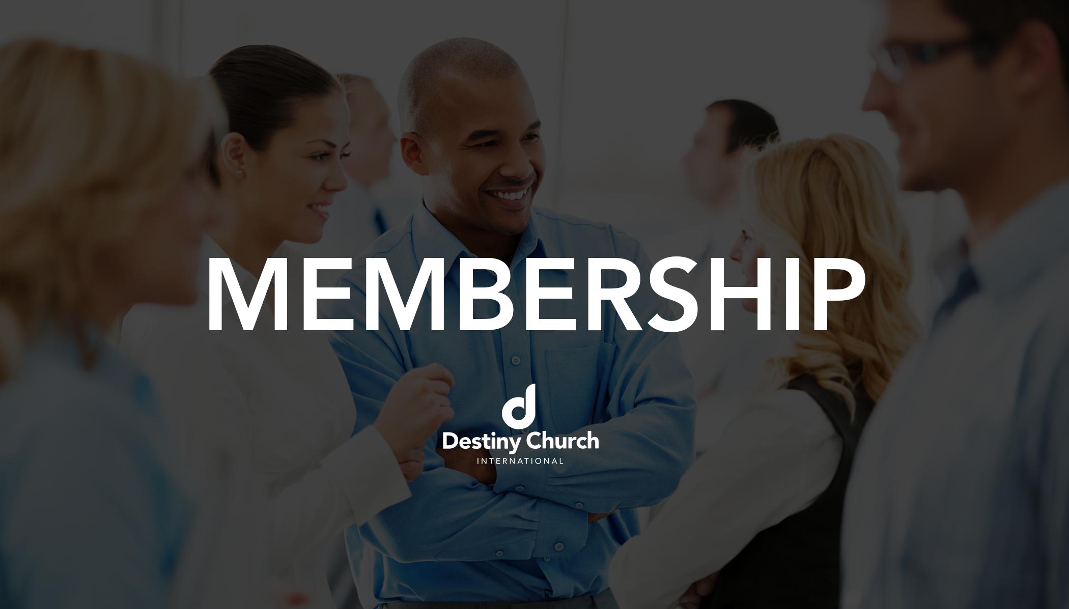 Membership title