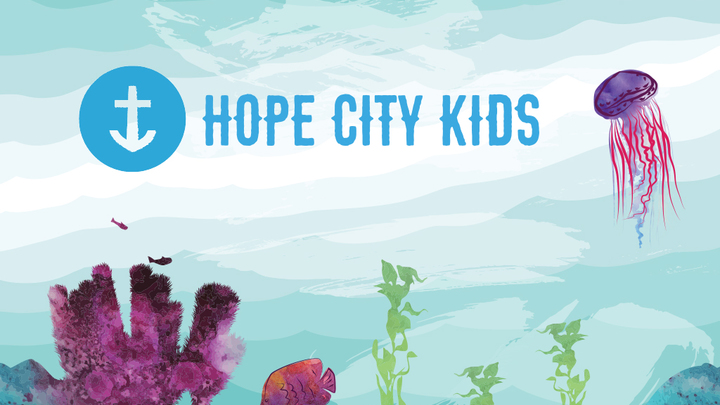 Hope City Kids logo image