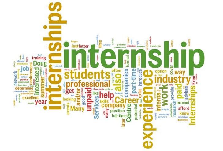 Internship graphic