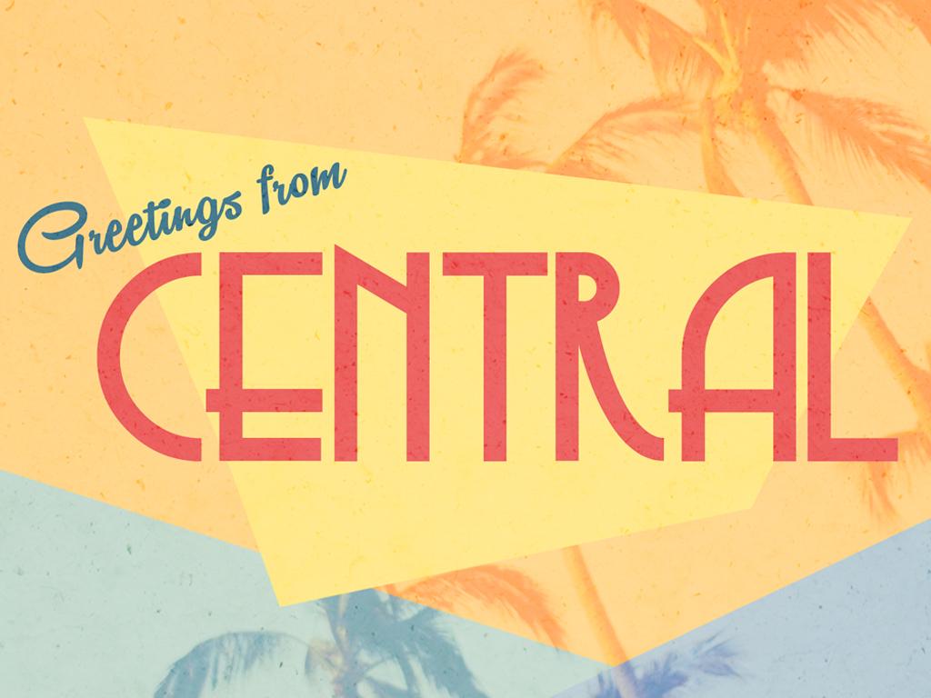 Central registration banner