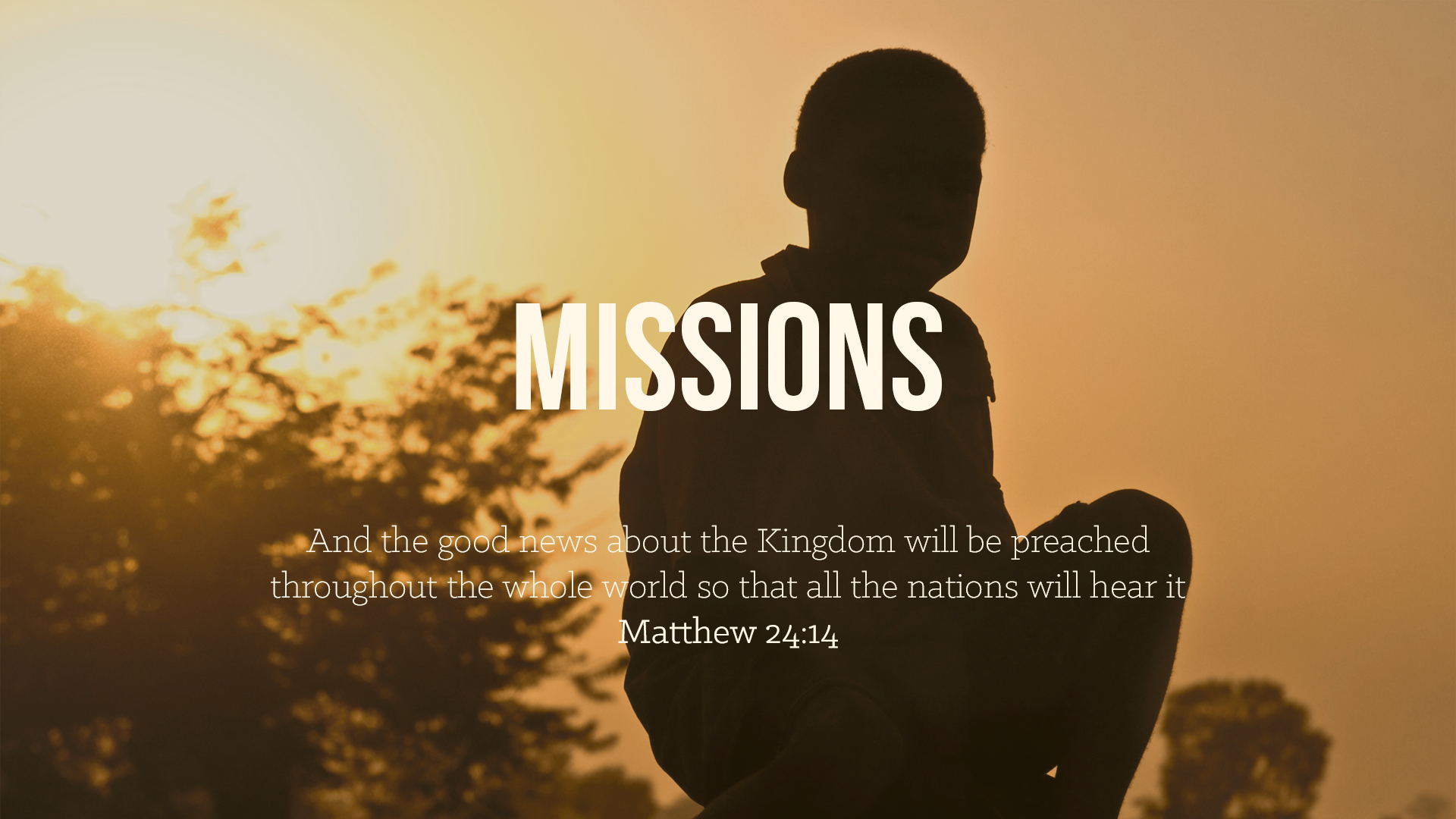 Missions 2017 website