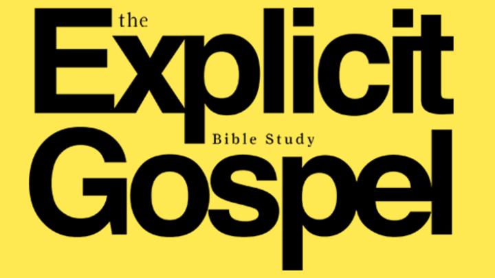 The Explicit Gospel logo