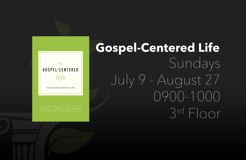 Gospelcenteredlife