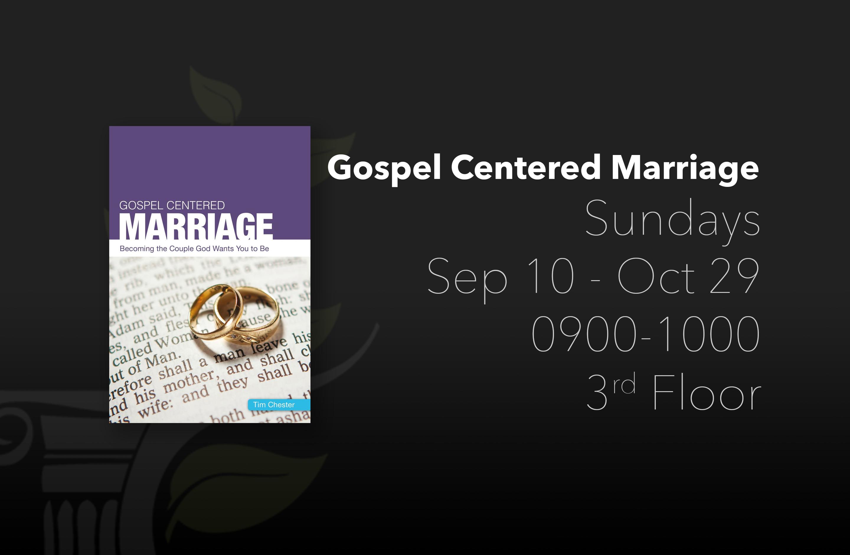 Gospelcenteredmarriage
