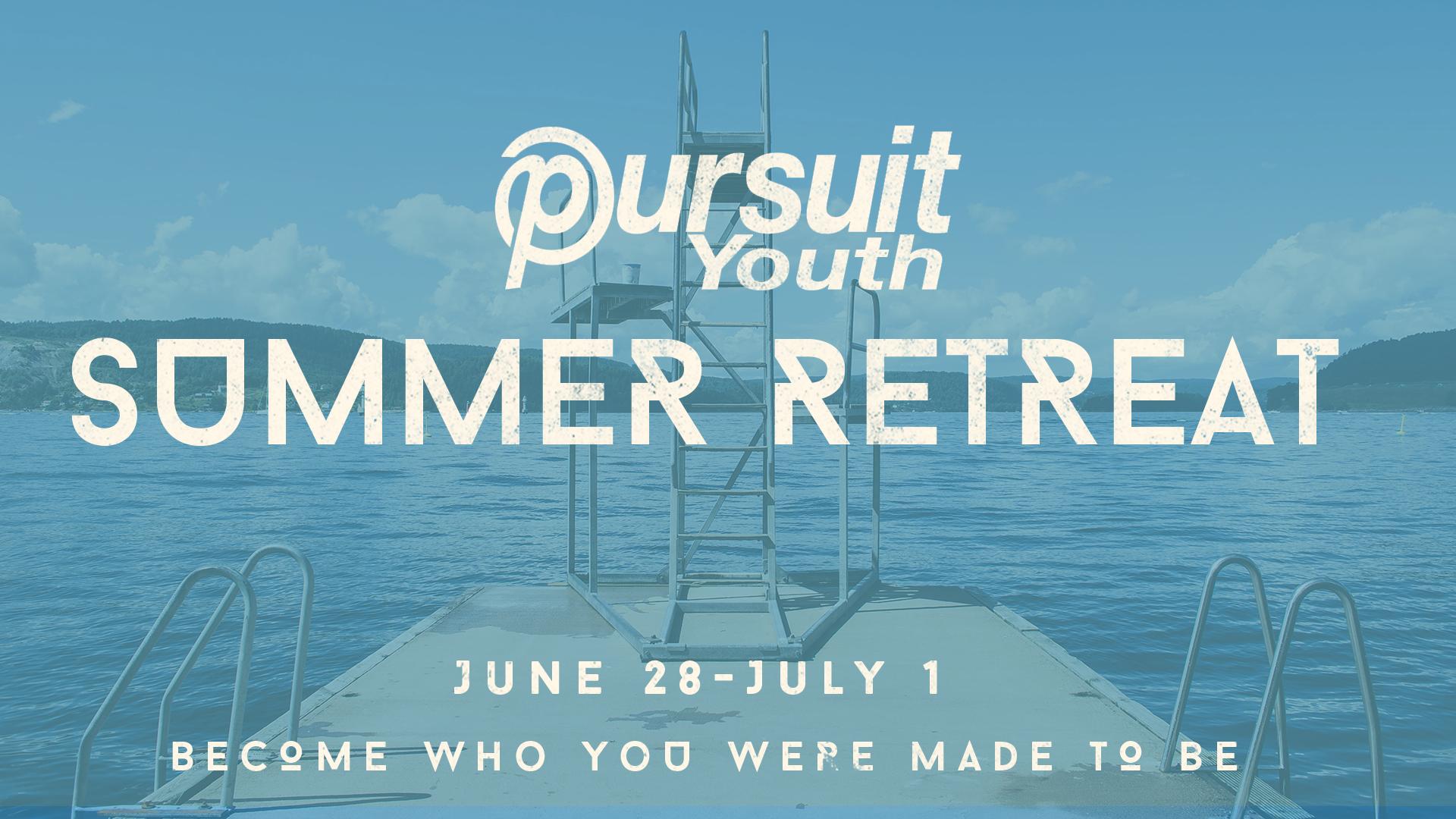Pursuit sum retreat 2017