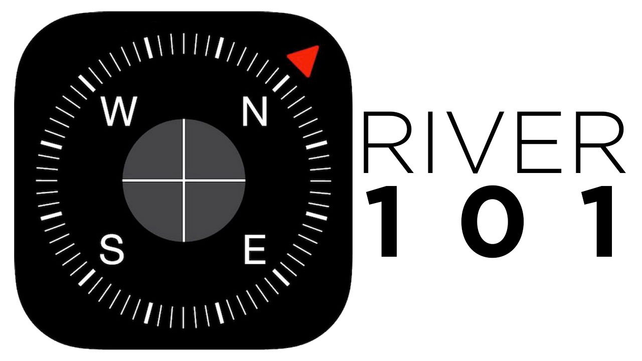 River 101 wide