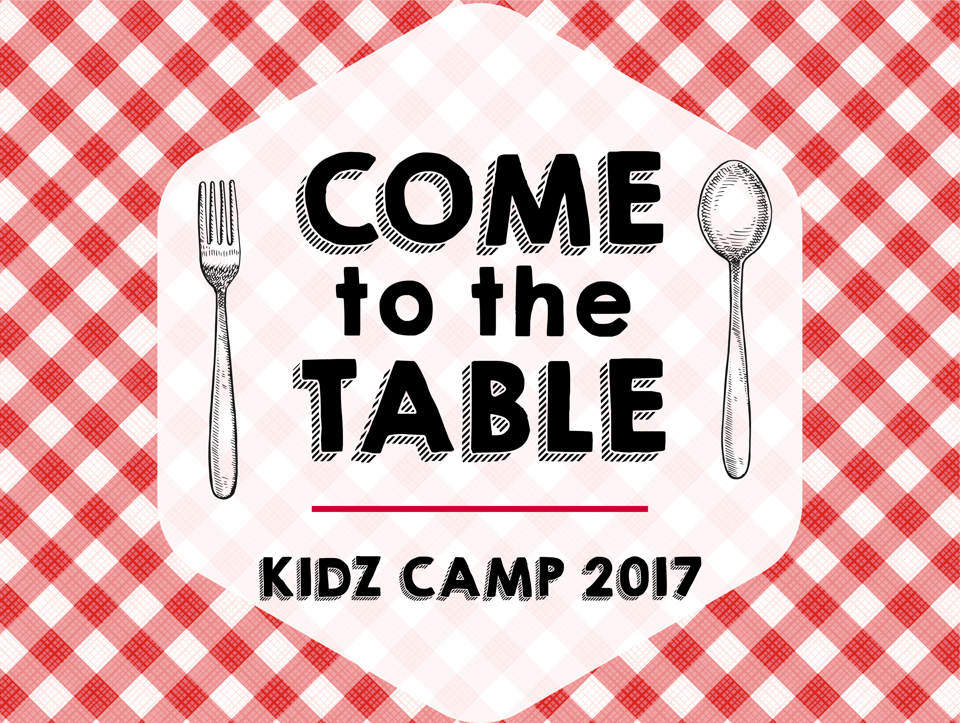 Come to the table small logo