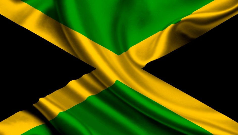 Official jamaica flag