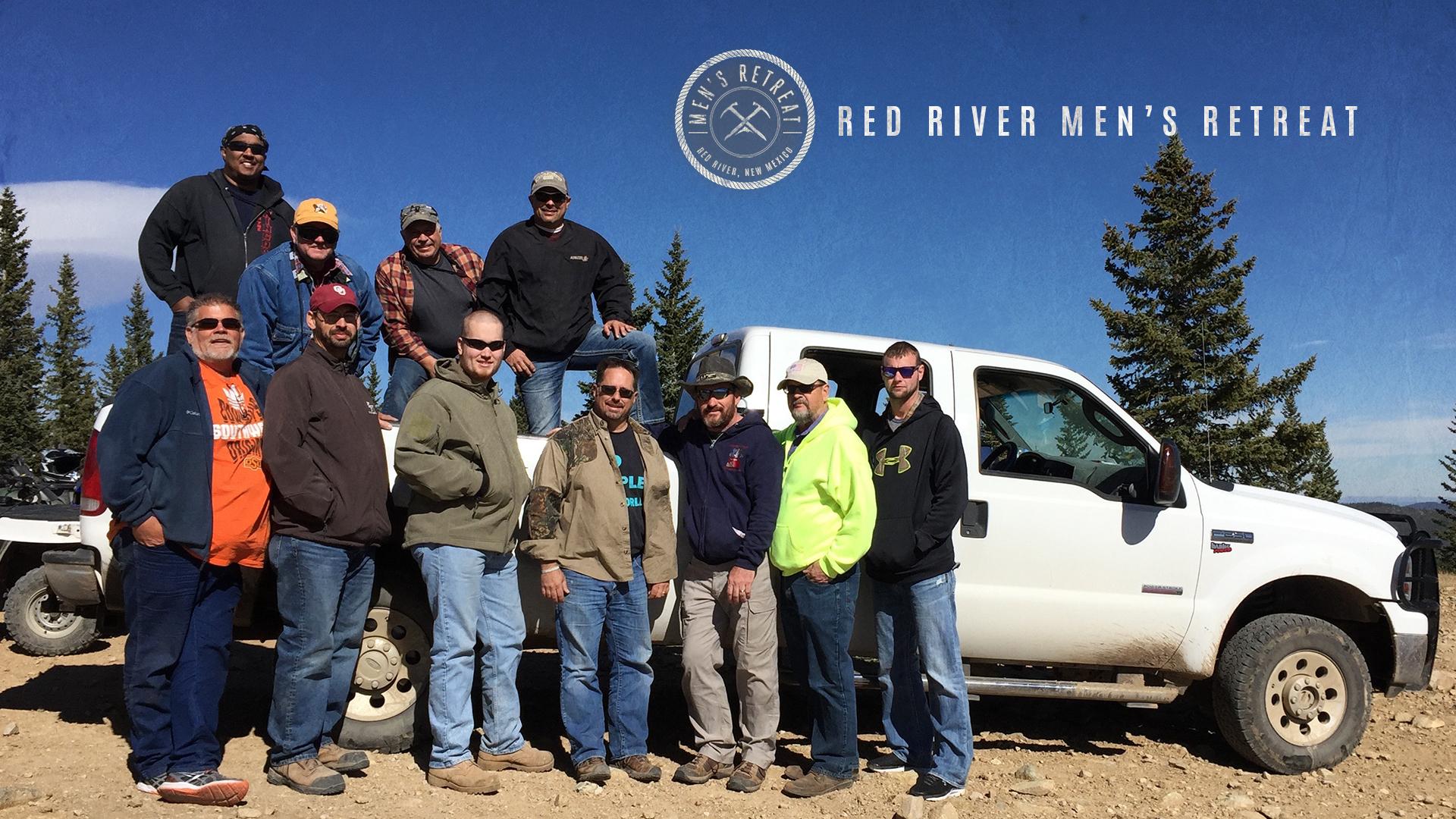 Red river retreat   pickup