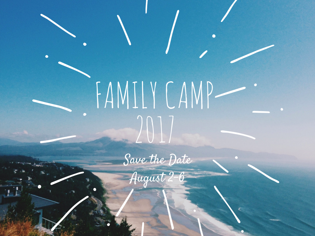 Family camp save the date 2017  1