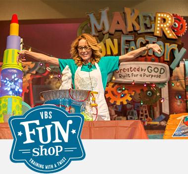 Group vbs fun shops