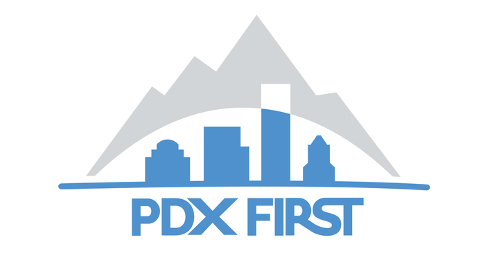 PDX First Family Pre-Registration logo image