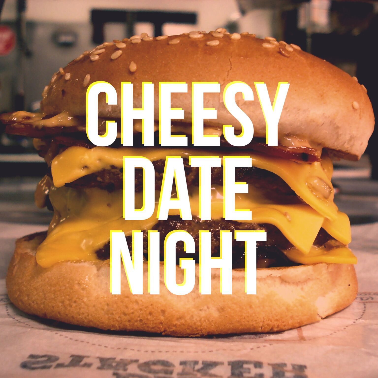 Cheesy date night