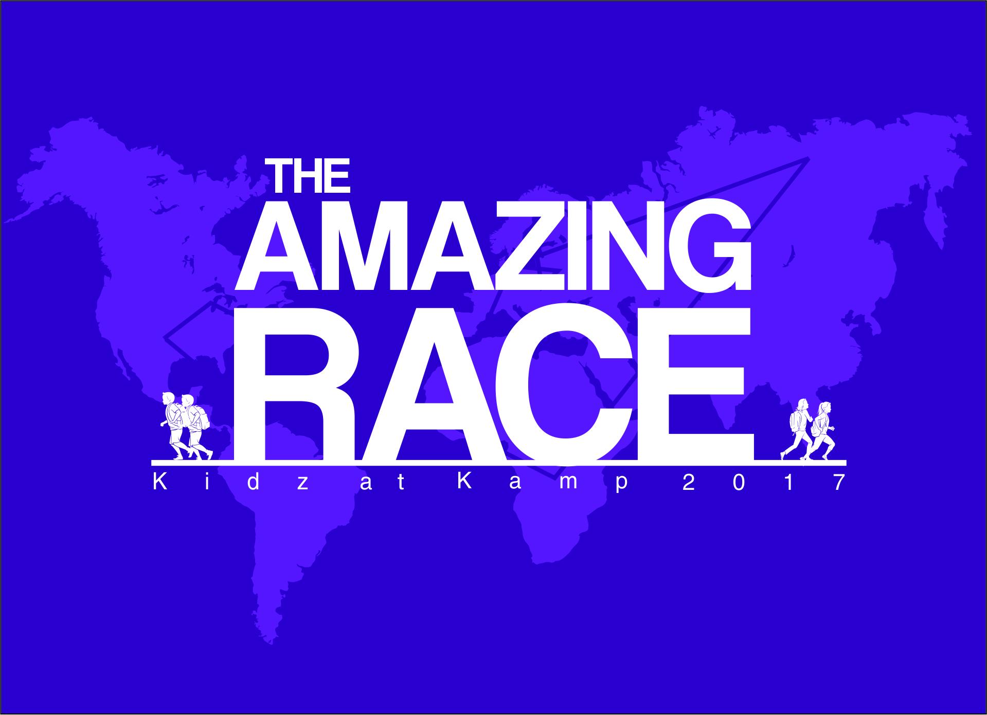 Amazing race logo full color