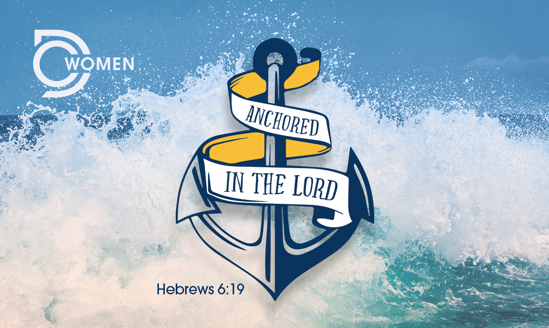 Anchored in god