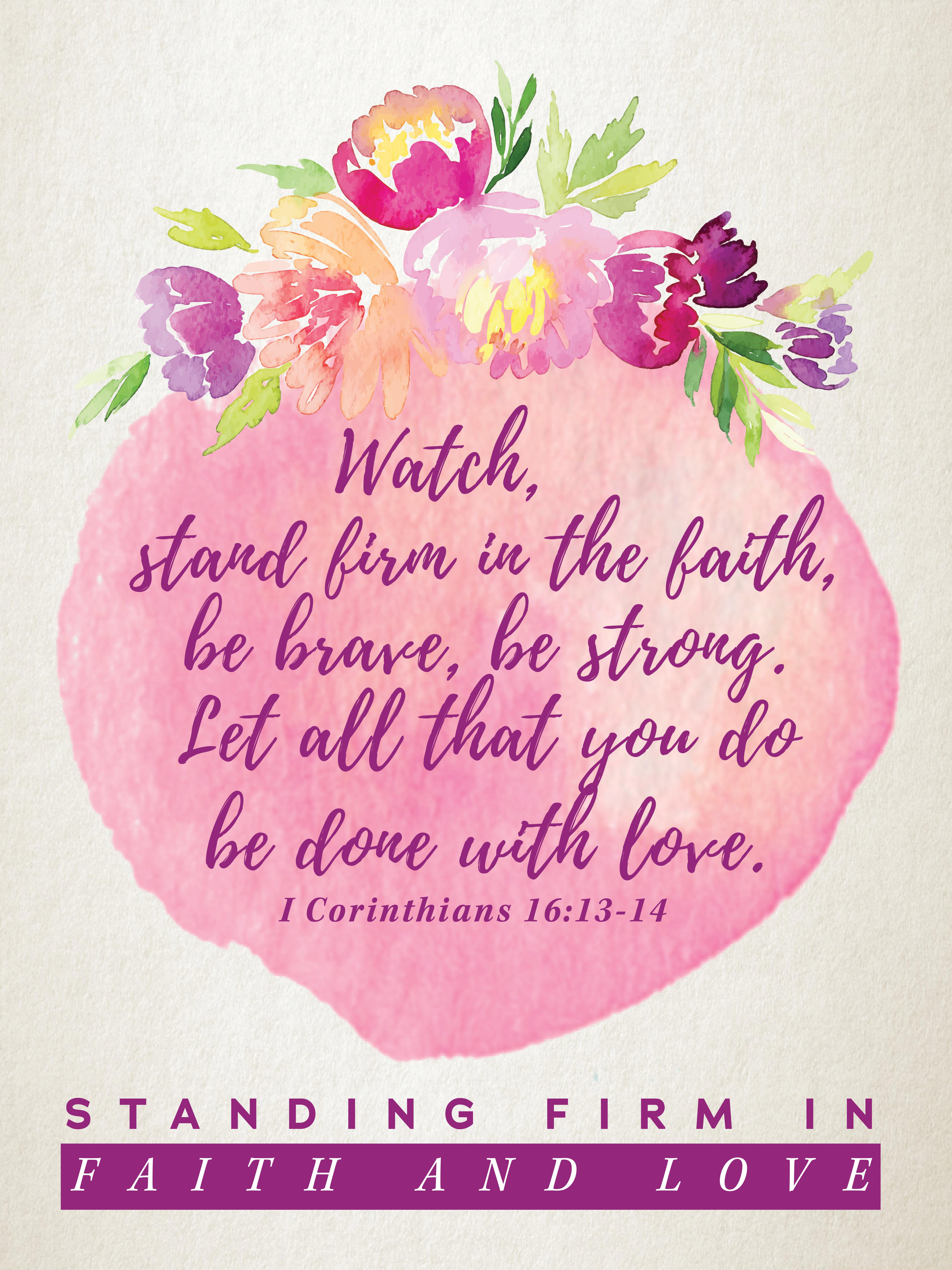 Women s ministry theme verse 2016