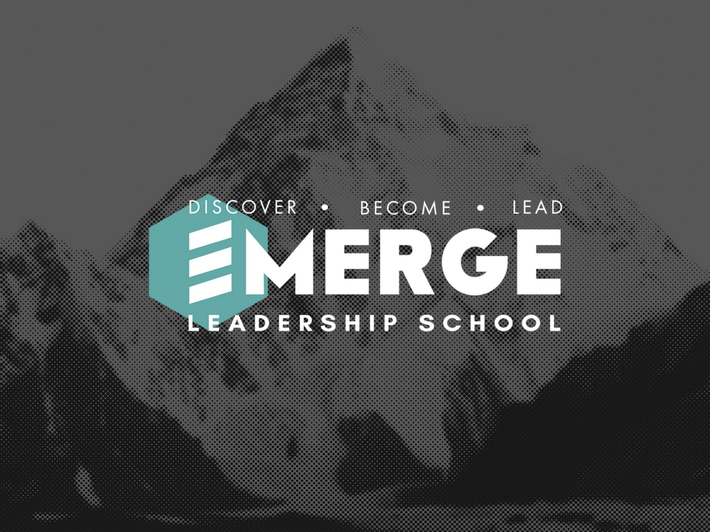 Emerge social graphic