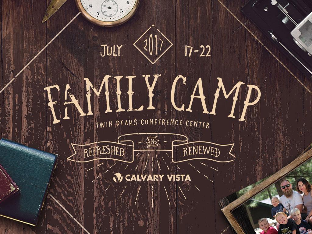 Family camp pco