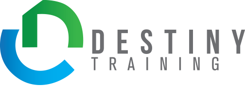 Destiny training logo