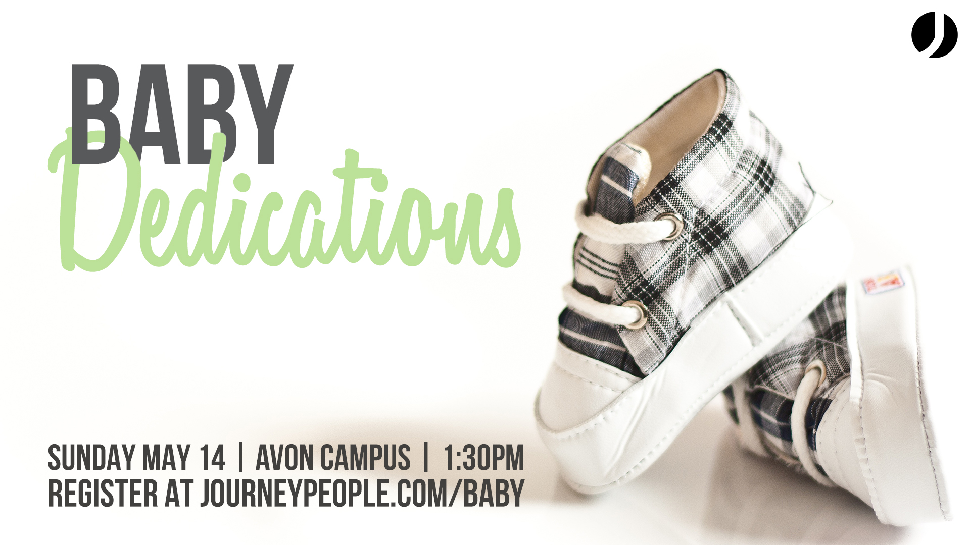 Avon baby dedication