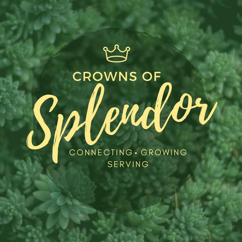 Crowns of splendor card
