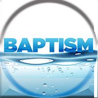 Baptismbutton