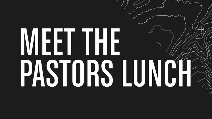 Meet The Pastors Lunch logo image