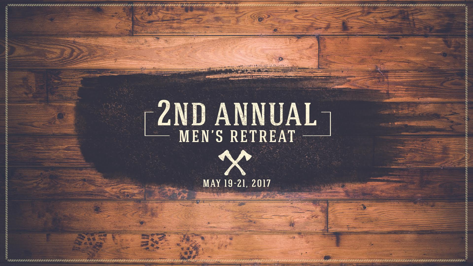 Men s retreat 2017