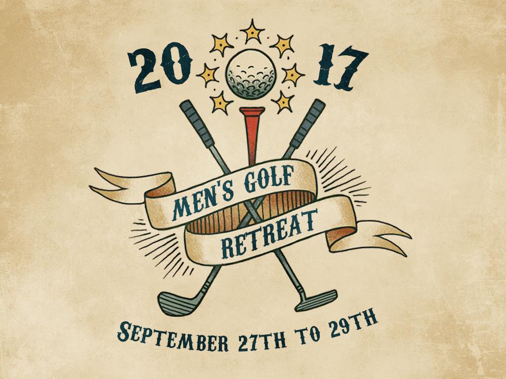Men s golf retreat   registration form image
