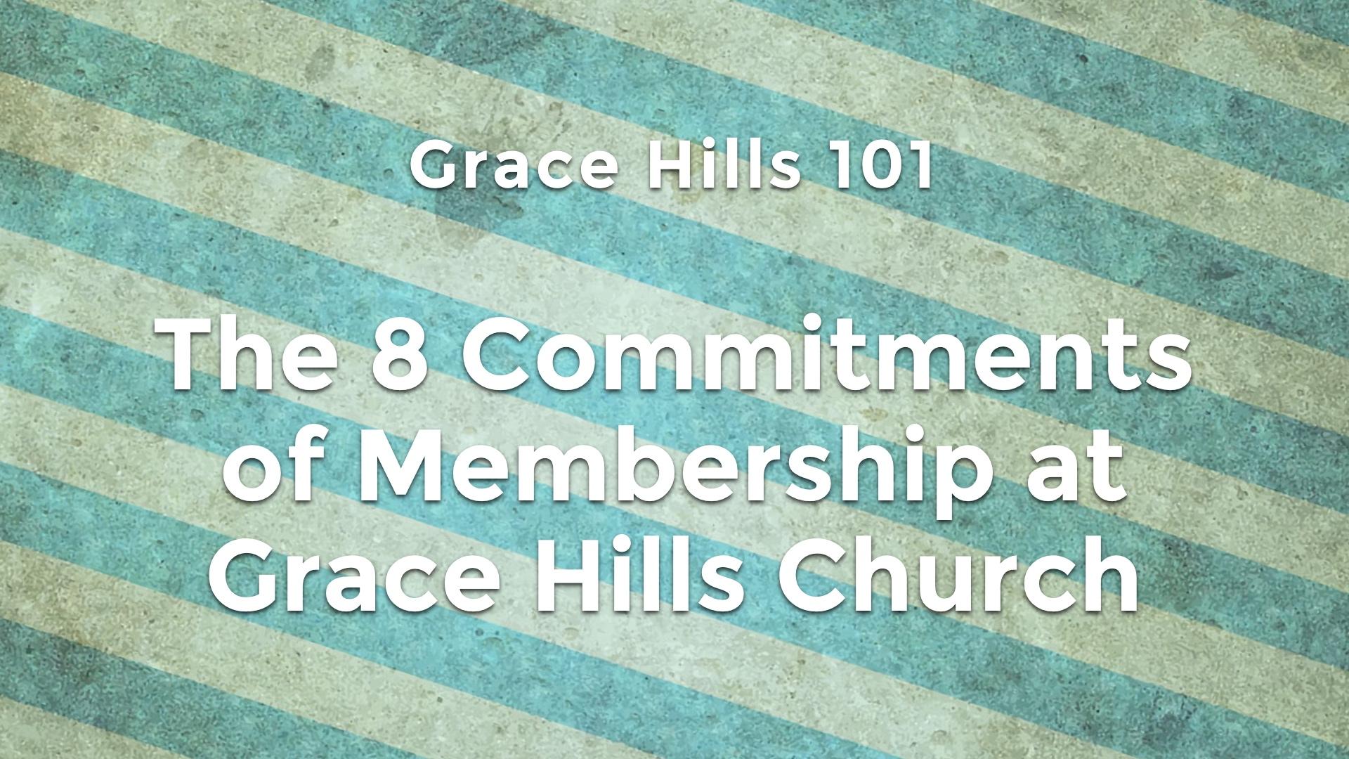 Grace hills 101