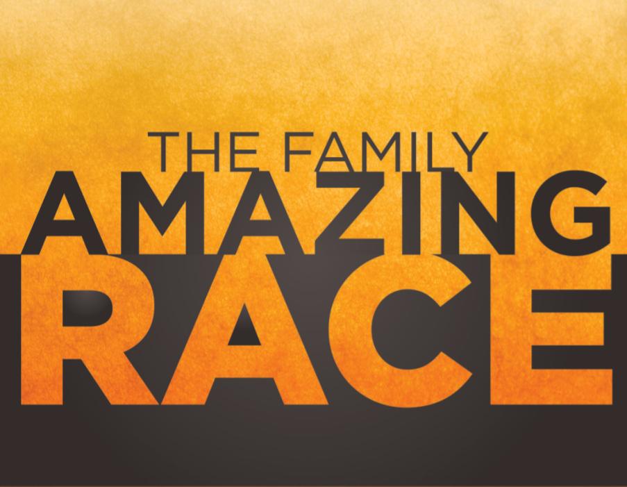 Amazing race family