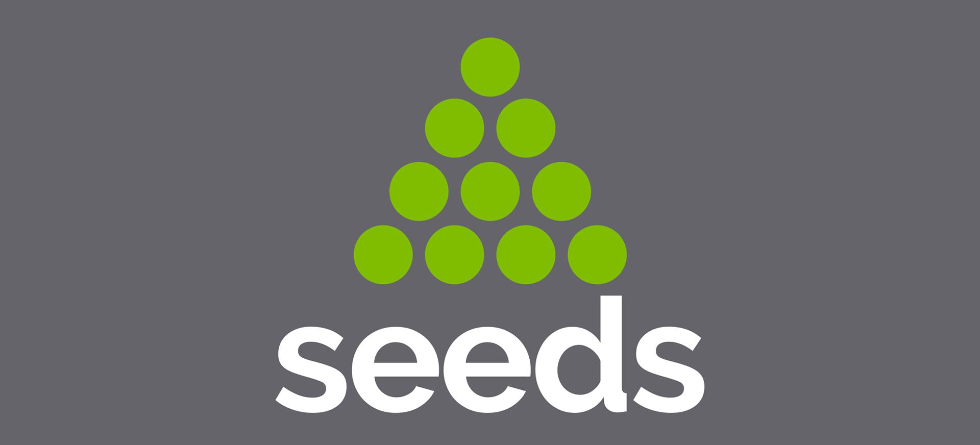 Seeds dark wide