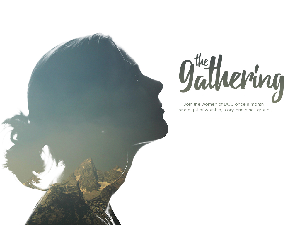 The gathering registrations