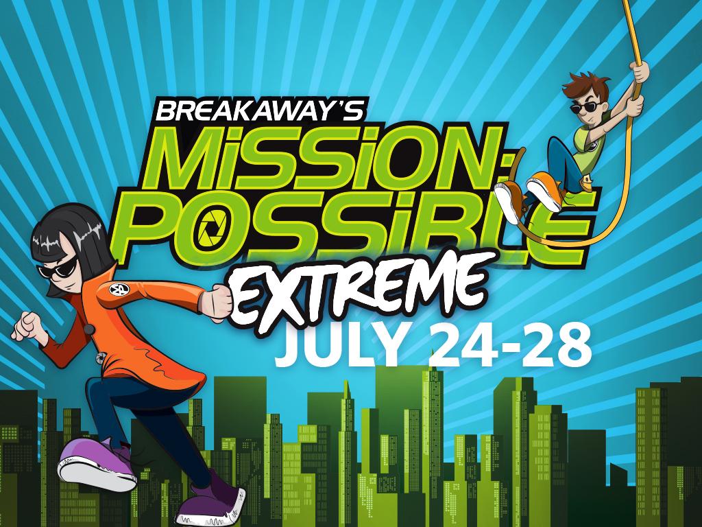 Breakaway extreme