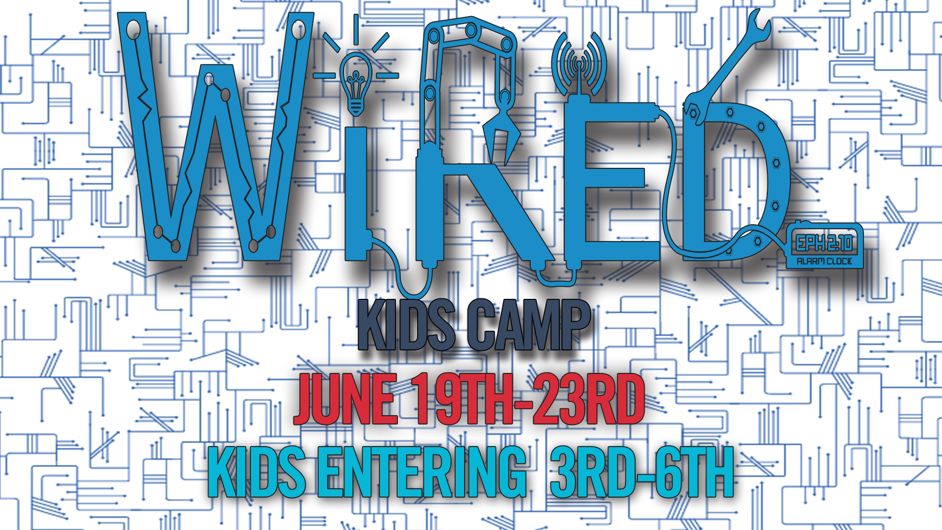 Wired webgraphic
