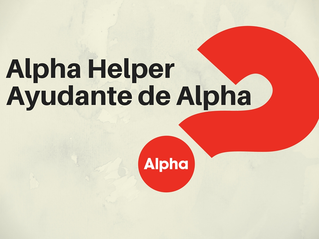 Alpha helper 2