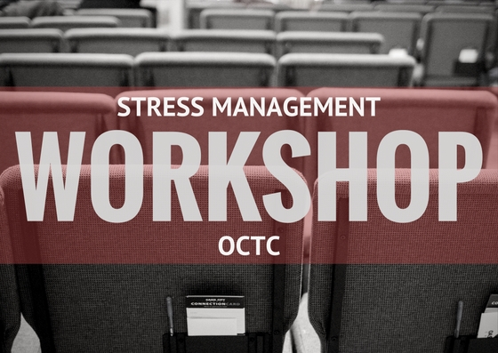 R stress management workshop