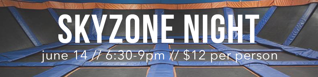 Skyzone 2017 registration