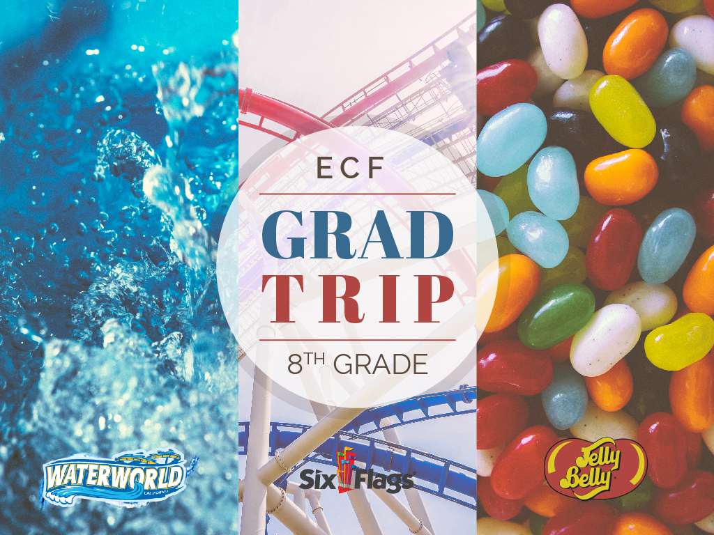 Grad trip web event