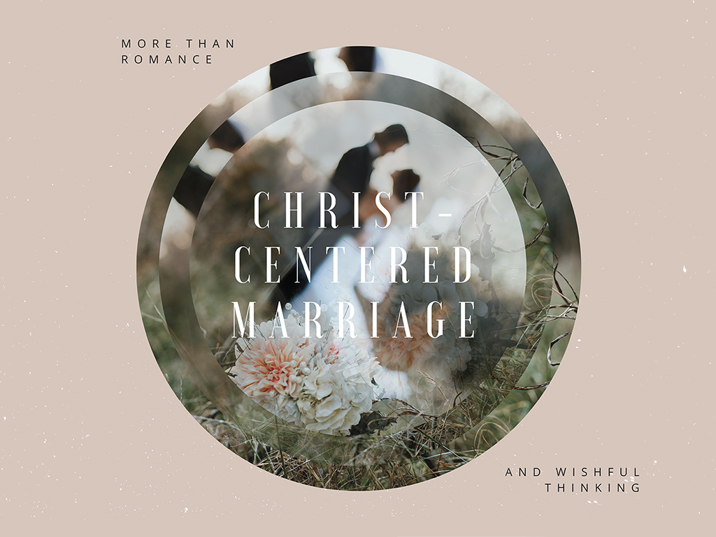 Christ centered marriage regs
