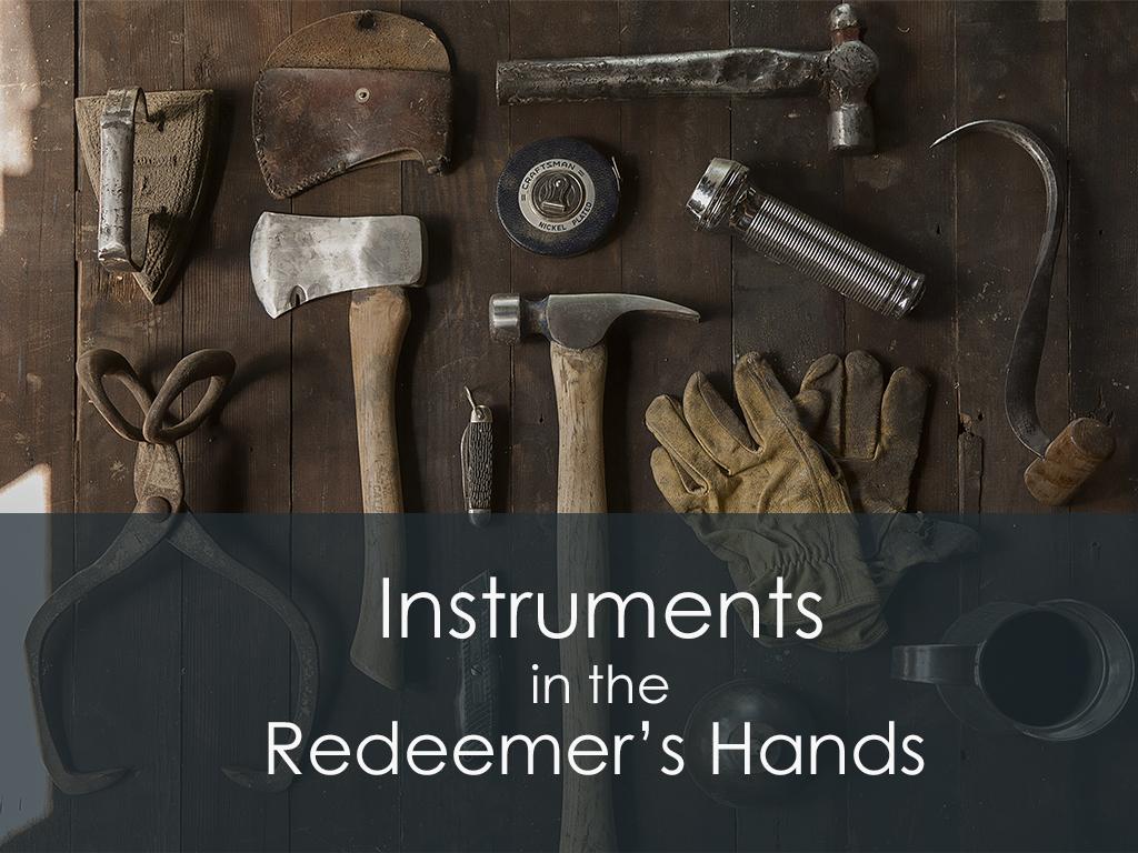 Instruments regs