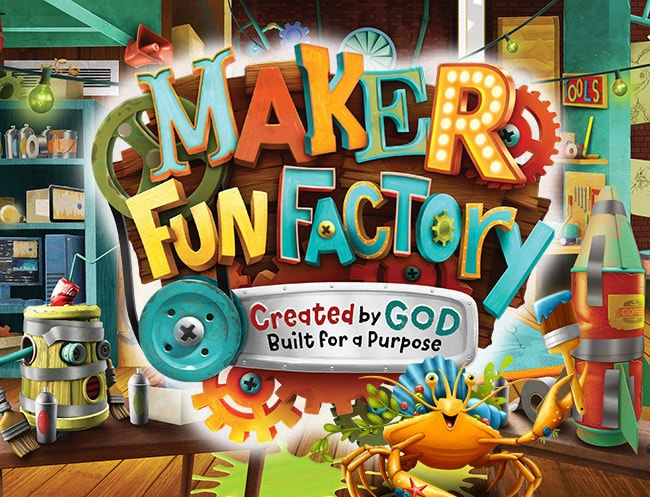 Maker fun factory vbs 2017 min