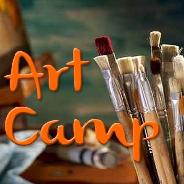 Art camp for website