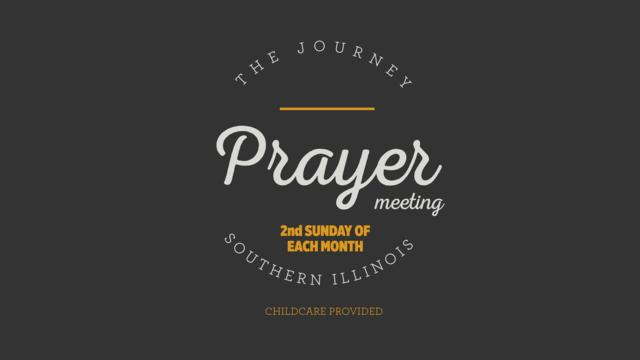 Prayer mtg slide