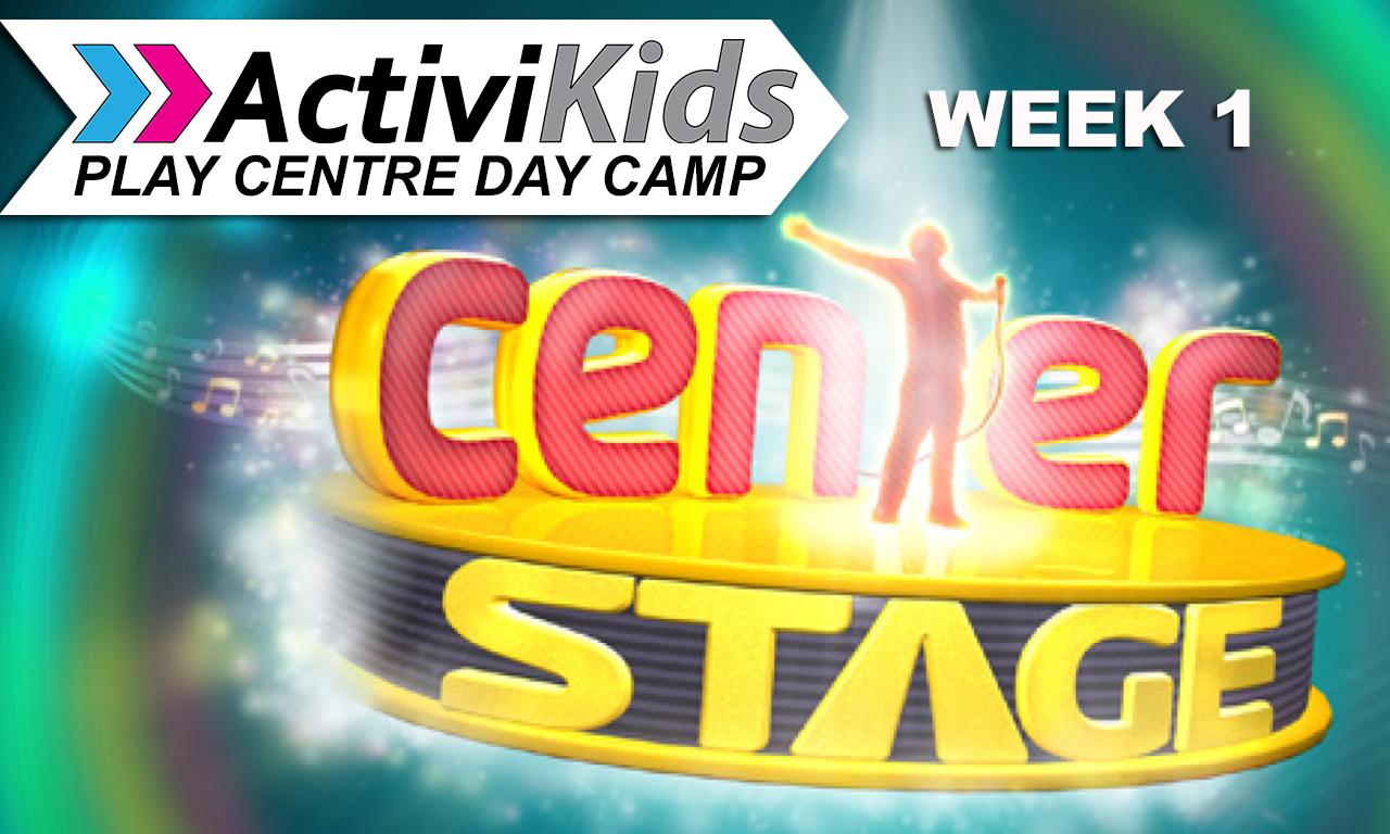 Activikids   week 1   center stage