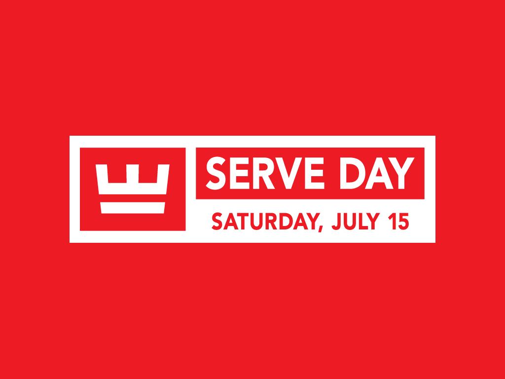 Serve day pco