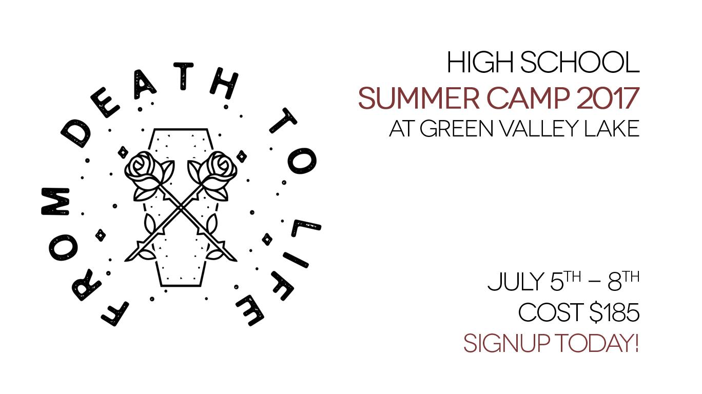 High school summer camp 2017