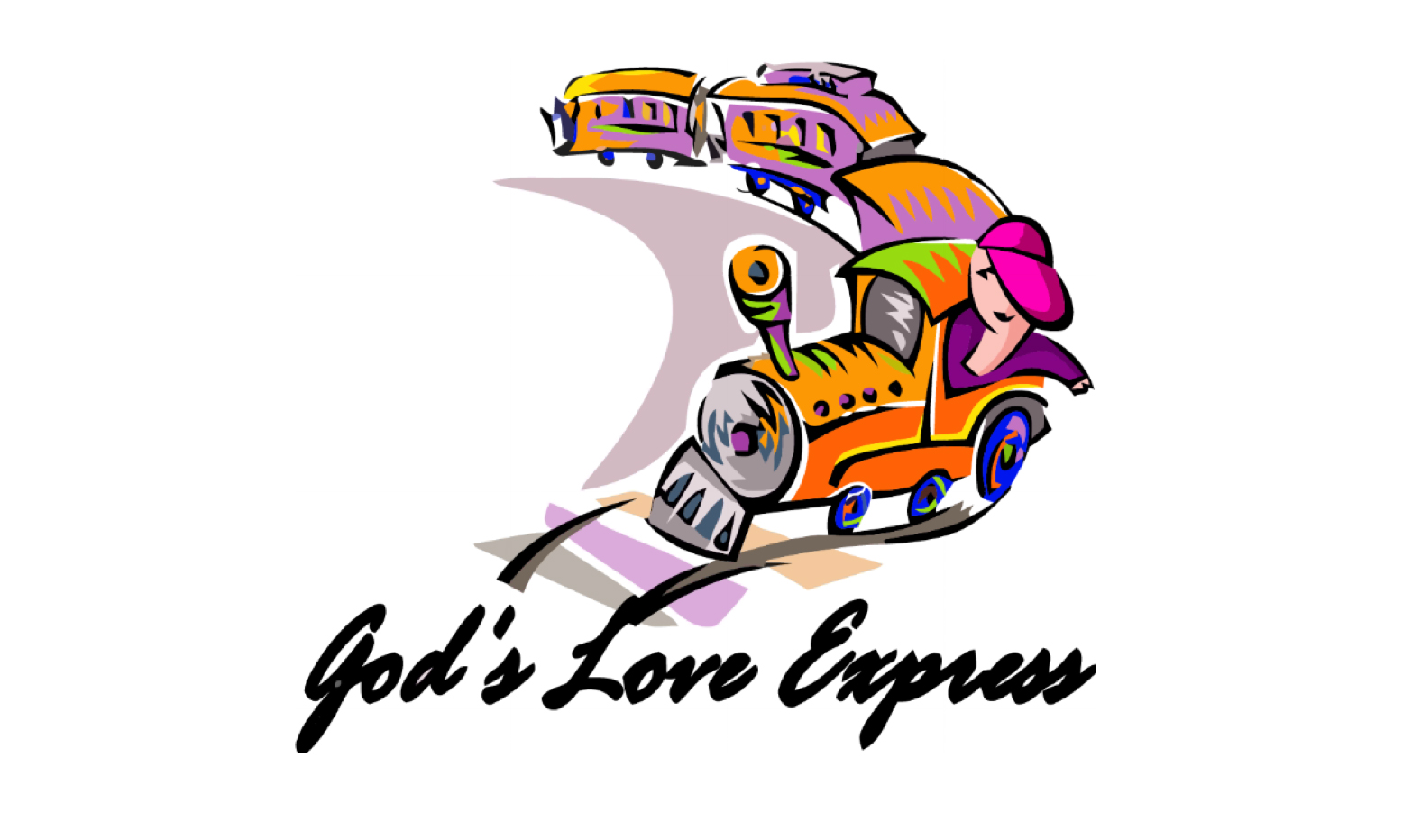 God s love express   logo