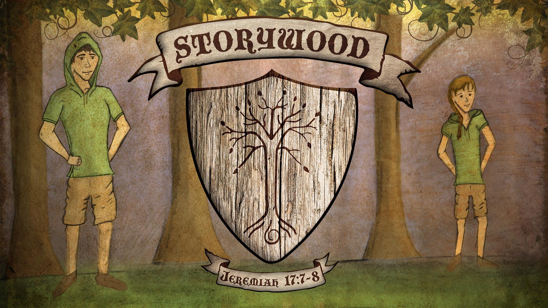 Storywood splash